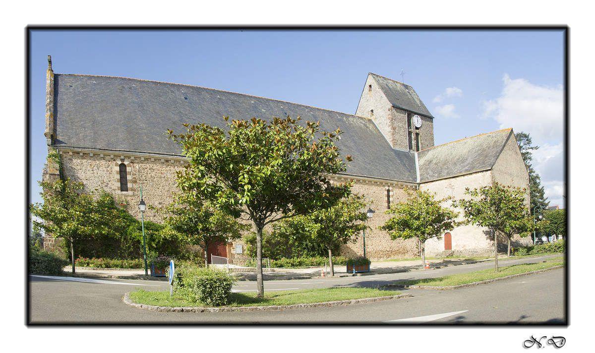 Brûlon, Sarthe