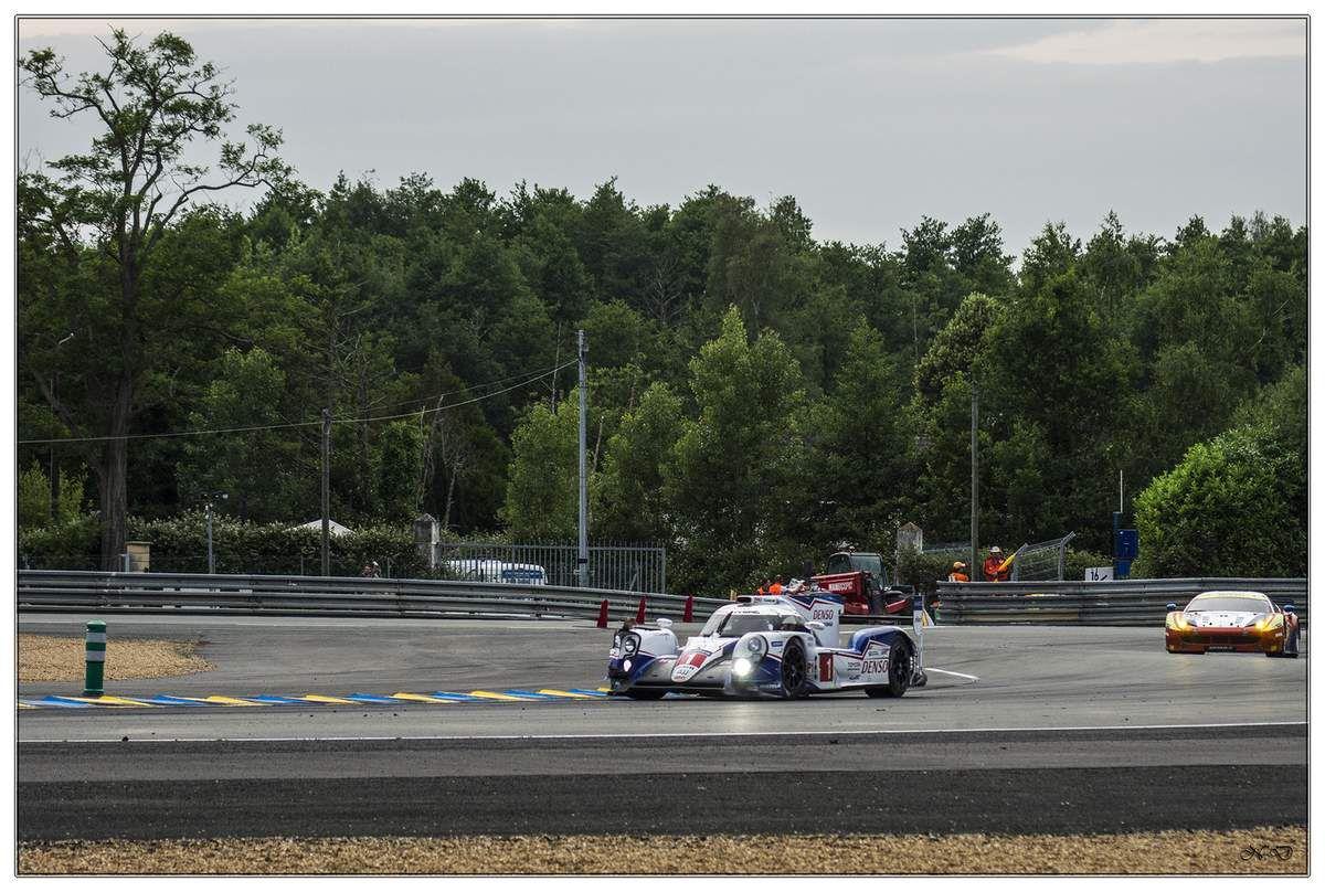 La 83 ème édition des 24 Heures du Mans a eu lieu les samedi 13 et dimanche 14 juin 2015.