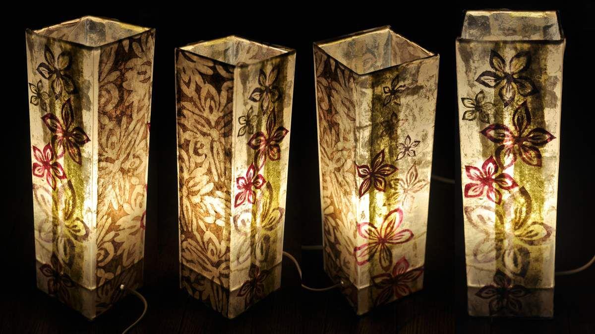 Des lampes, toujours des lampes
