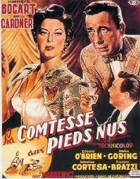 La contesse aux pieds nus - Joseph L. Mankiewicz (1954)