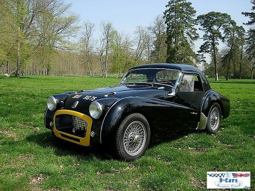 a vendre triumph tr3 1962 etat concours b cars. Black Bedroom Furniture Sets. Home Design Ideas