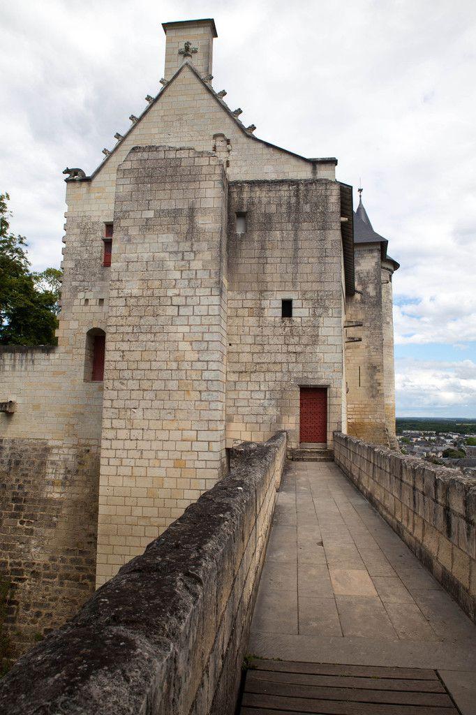 Les châteaux de la Loire - Chinon