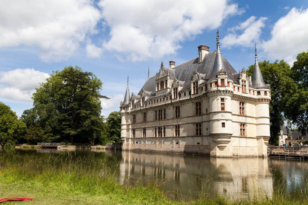 Château de la Loire - Azay le Rideau