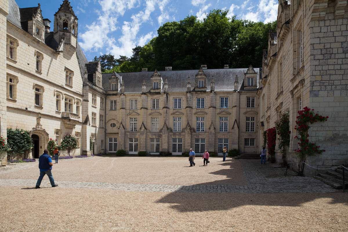 Les châteaux de la Loire - Ussé