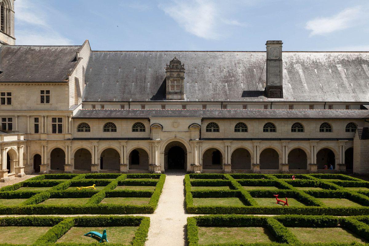 Châteaux de la Loire - Abbaye de Fontevraud
