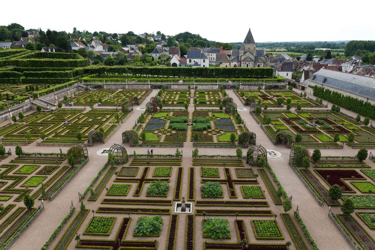 Châteaux de la Loire - Villandry