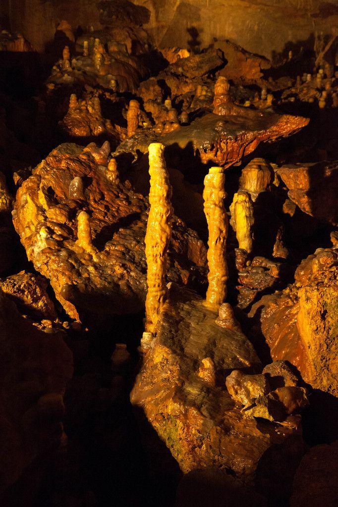 Causse Larzac - Grotte de Dargilan