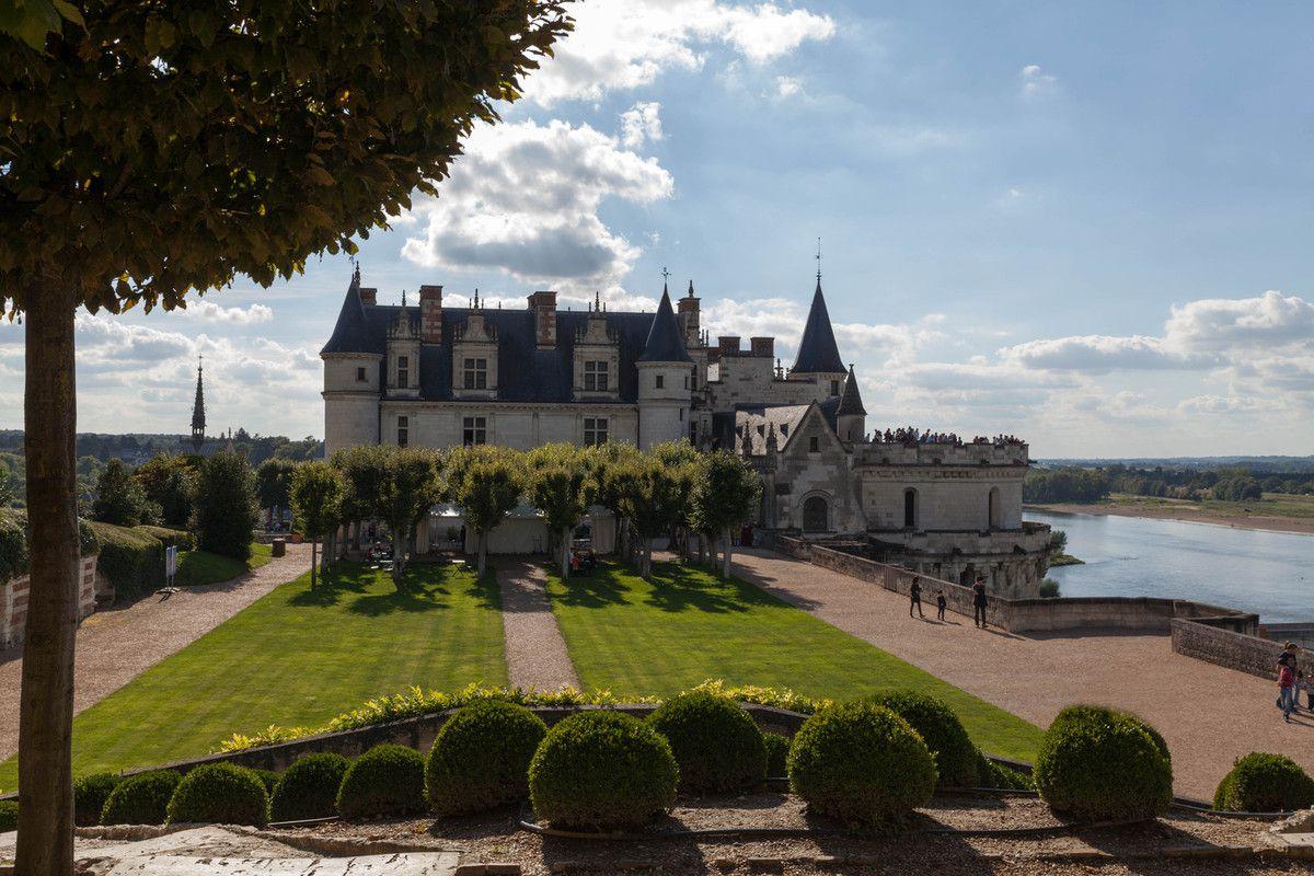 Chateaux de la Loire - Amboise