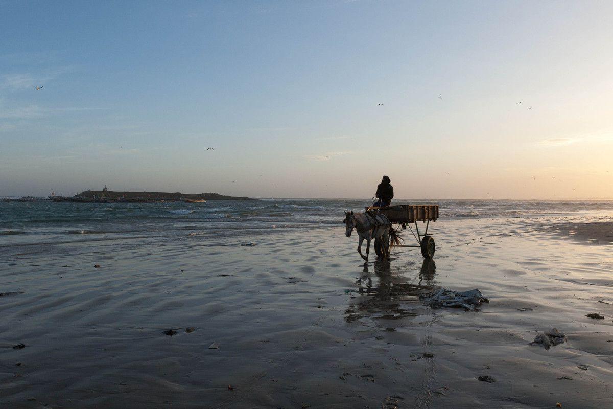 Sénégal 2016 - Dakar plage des pêcheurs