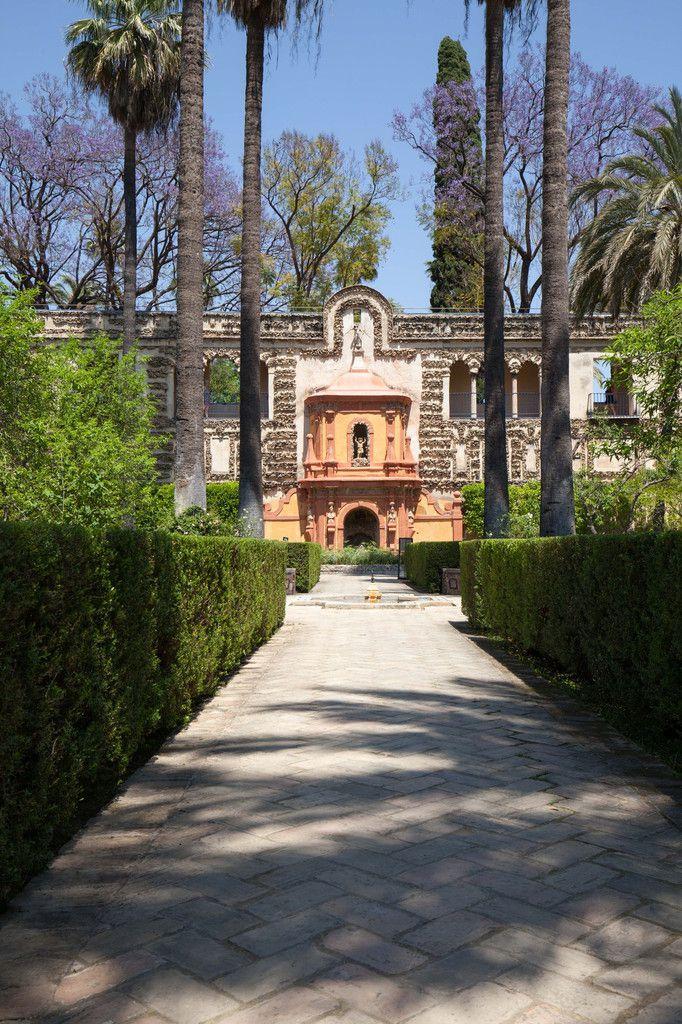 Andalousie 2016 - Séville l'Alcazar