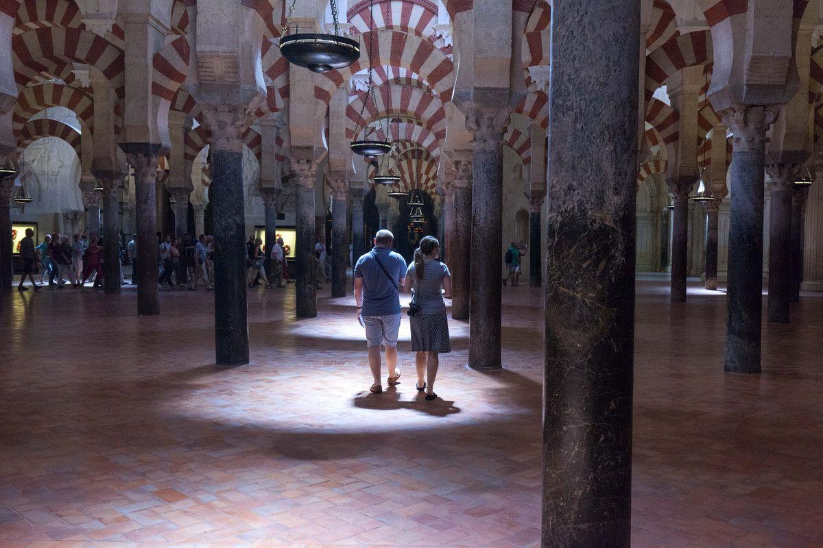 Andalousie 2016 - Cordoue La Mezquita