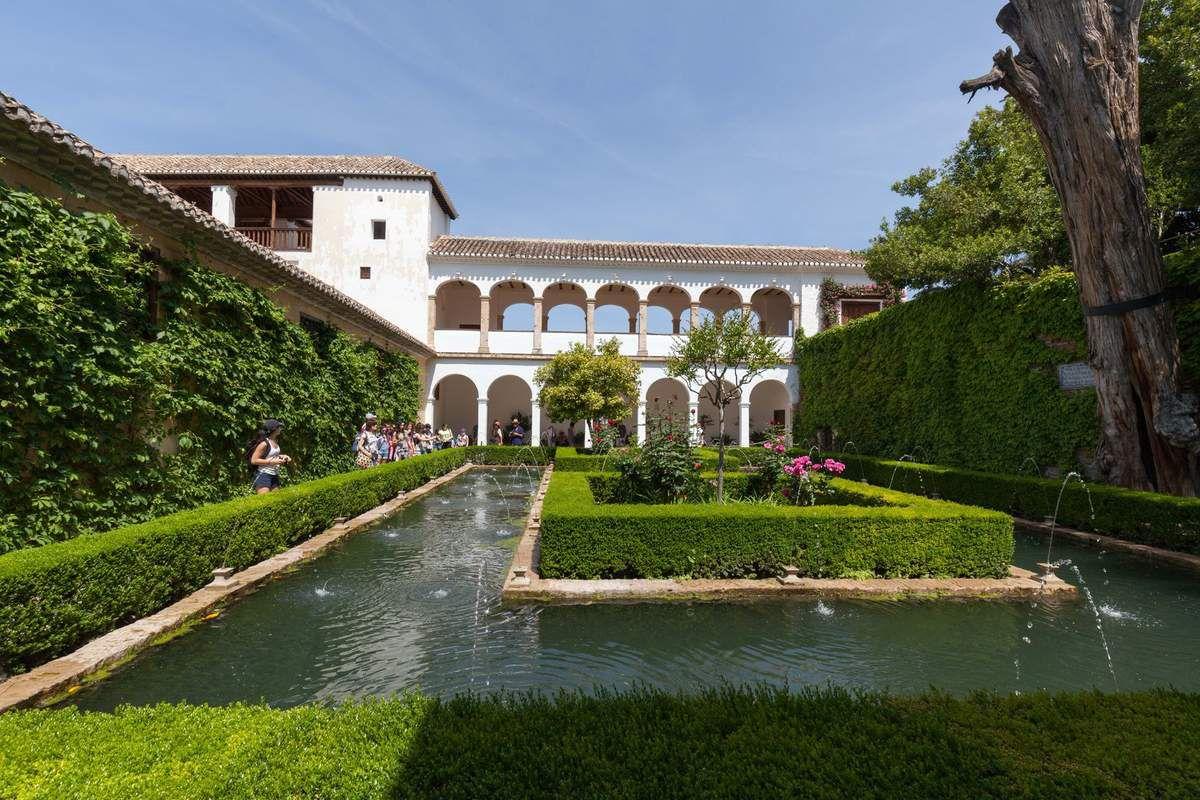 Andalousie 2016 - Grenade Alhambra