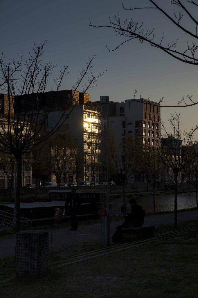 Rennes - Contre jour