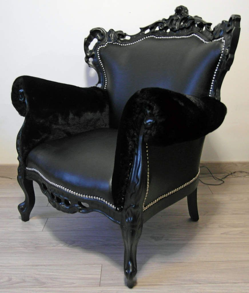 fauteuil baroque relook3vous. Black Bedroom Furniture Sets. Home Design Ideas