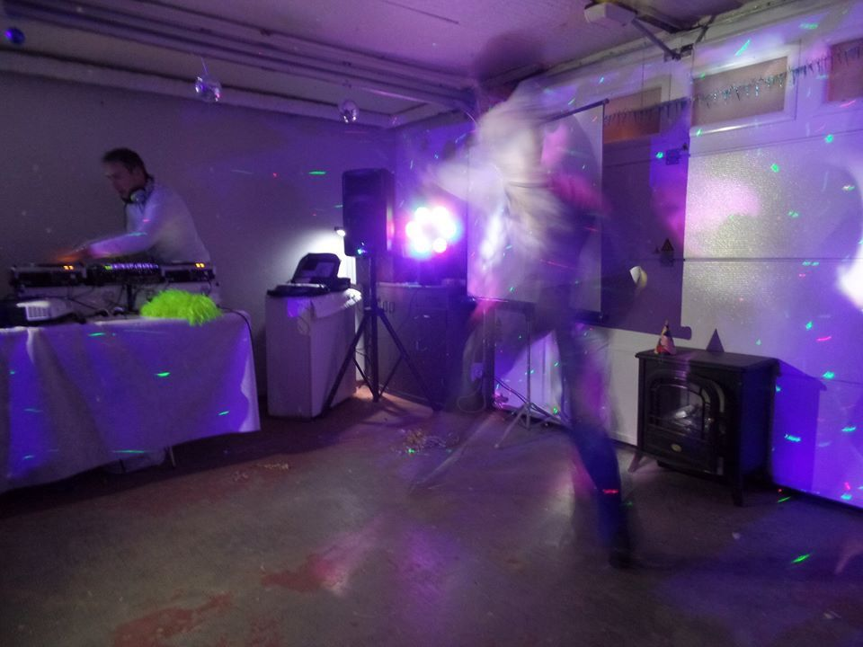 Quand David danse il est plus rapide que la lumière !!!!!