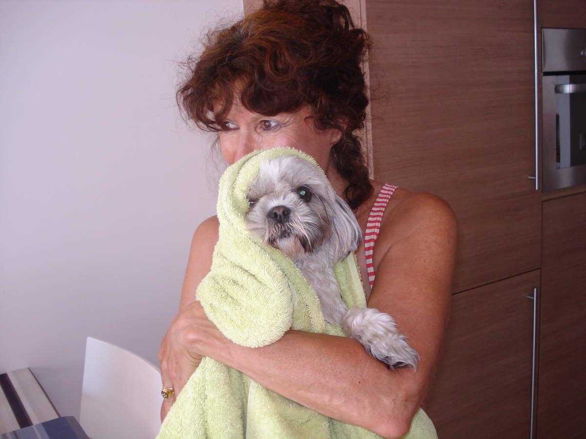Iubi sort de la douche