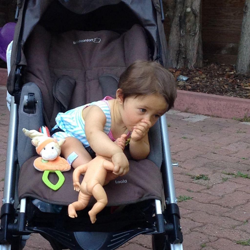 BARBECUE AVEC VINCENT ET LES ENFANTS