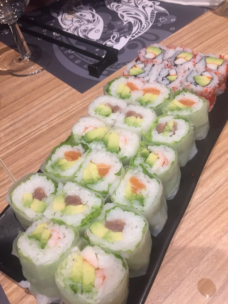 avis aux amateurs de sushis !