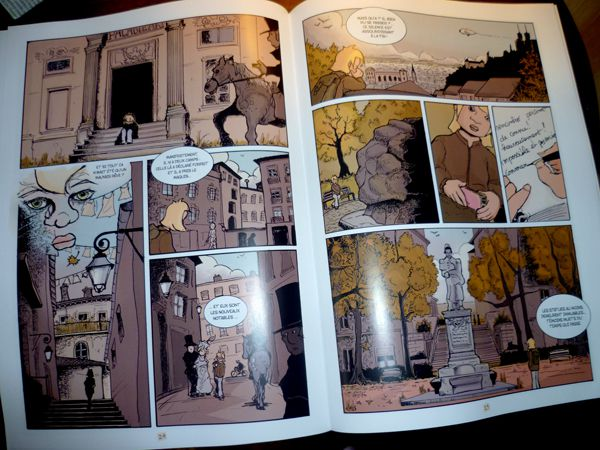 Tome 3 de la trilogie Dérisoire Cri du sublime mammouth