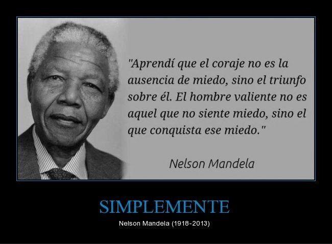 11 Frases de Nelson Mandela
