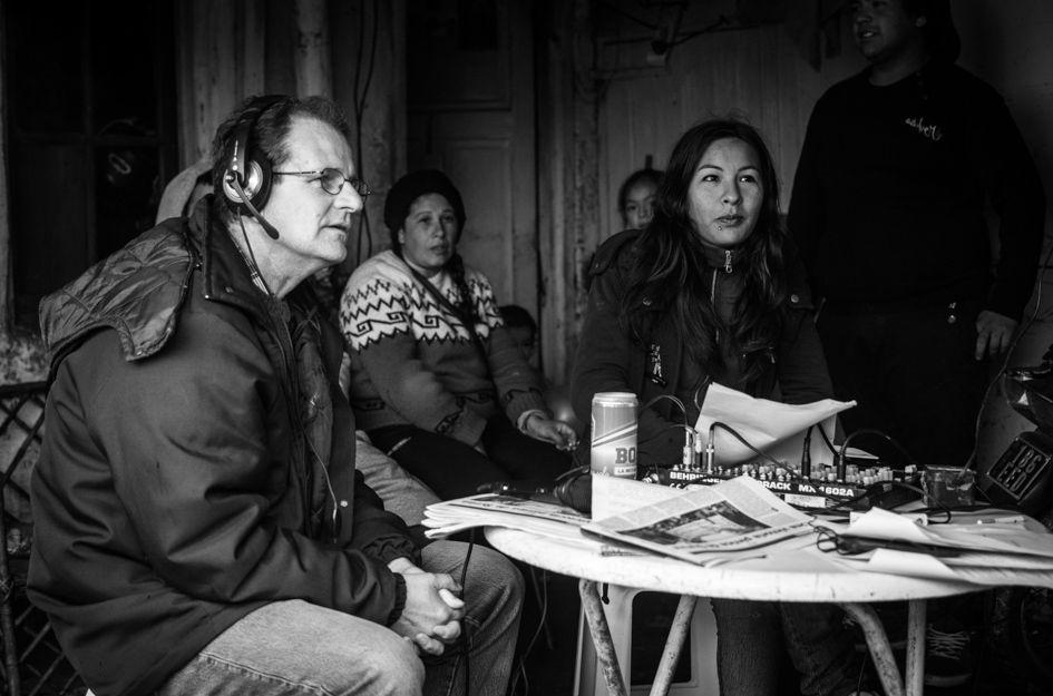 La voz de los sin: FM De La Azotea