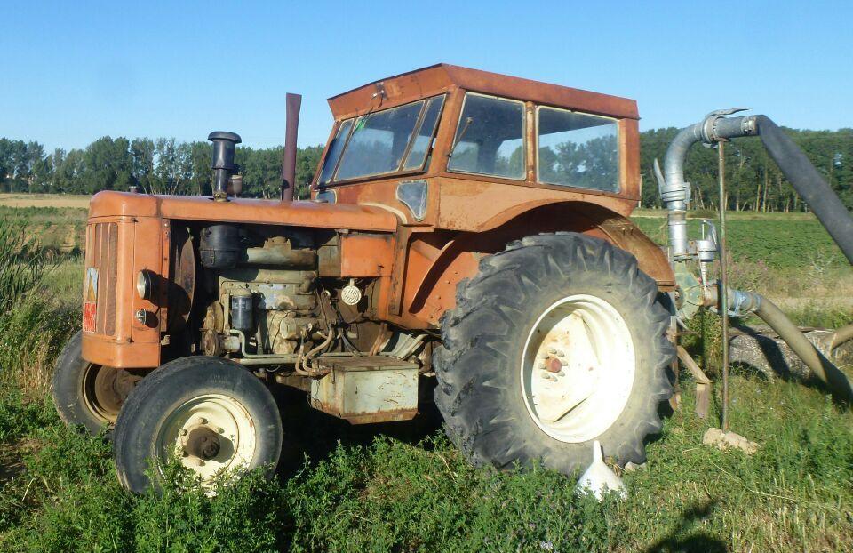 les tracteurs se suivent mais ne se ressemblent pas...