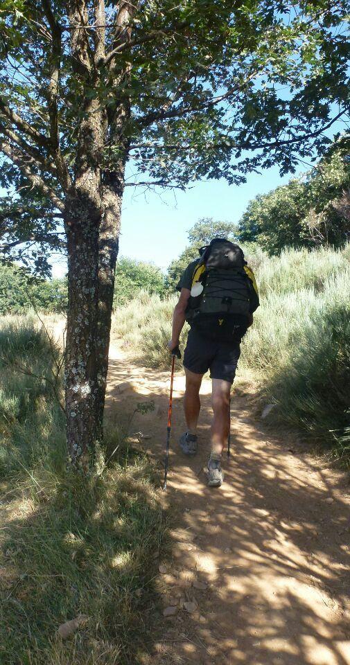 Jeudi 17 Juillet: Astorga/Foncebadon - 26 km