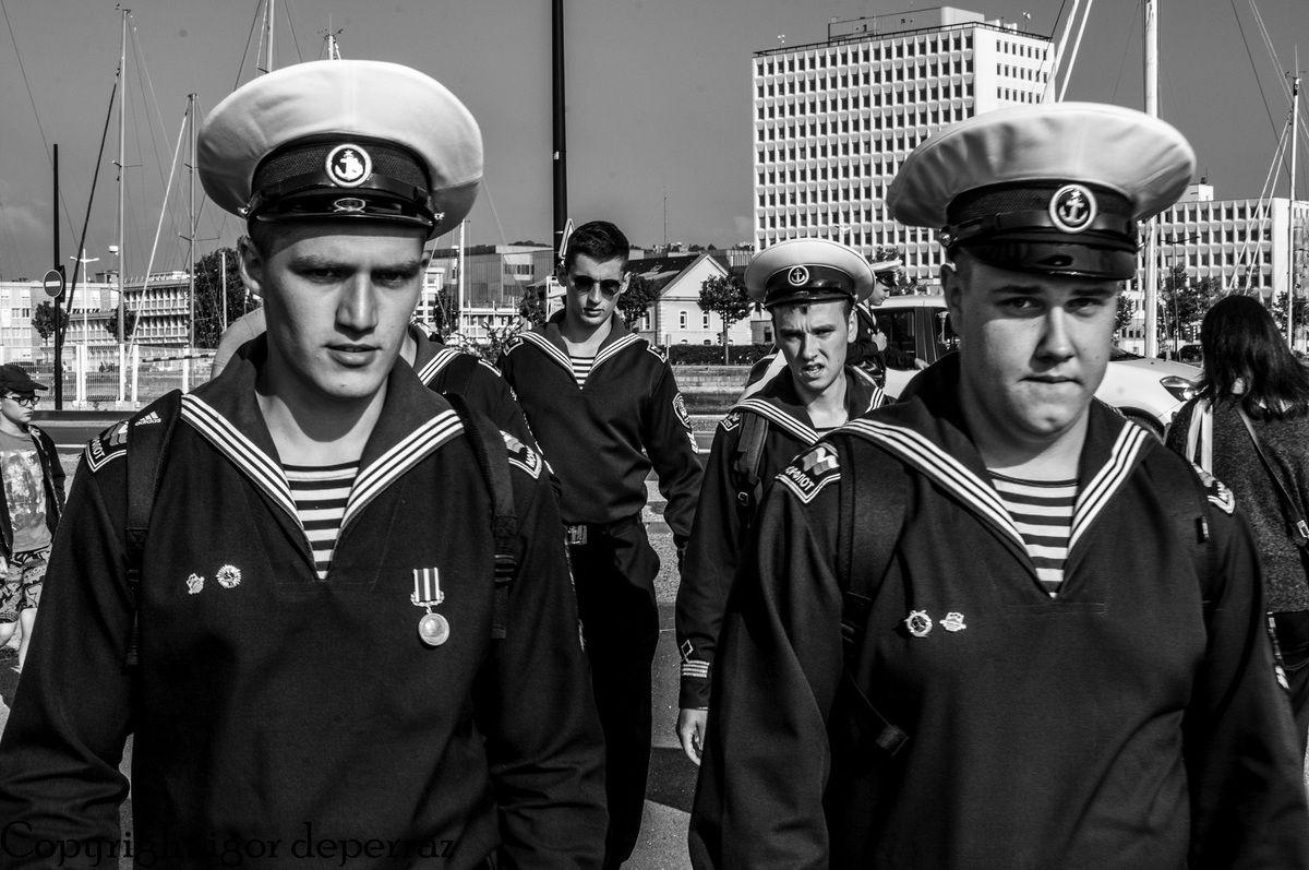 Les voiles et la vapeur du Havre