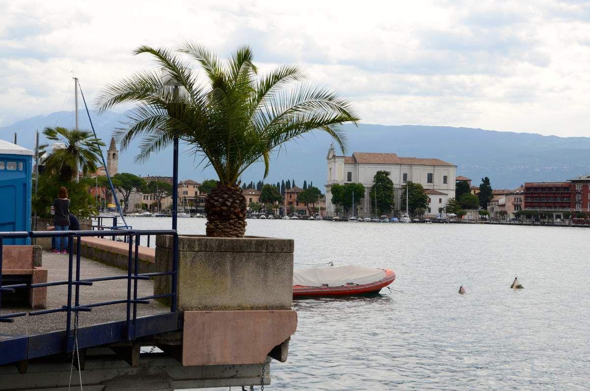 Italie lac de Garde