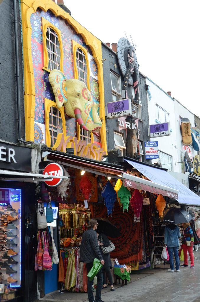 Londres coté Camden Town