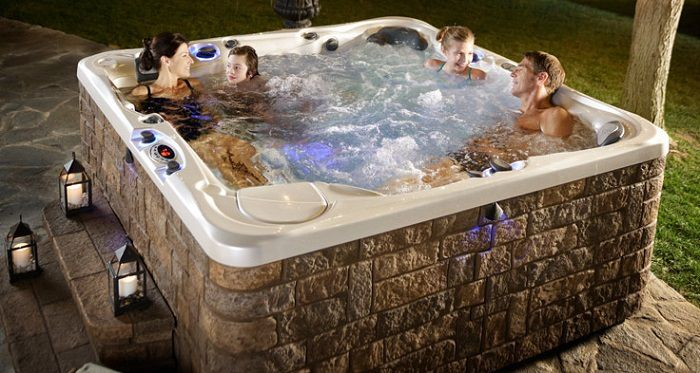 A Hot Tub Might Be The Biggest ...