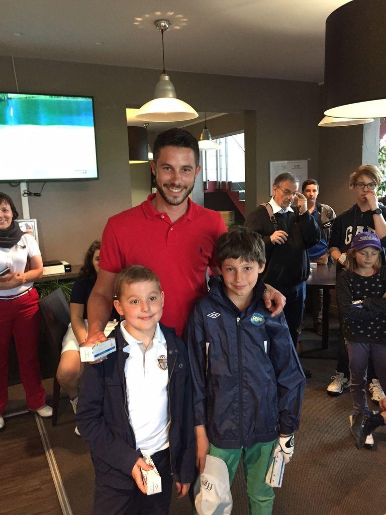Trophée Ecole de Golf .....