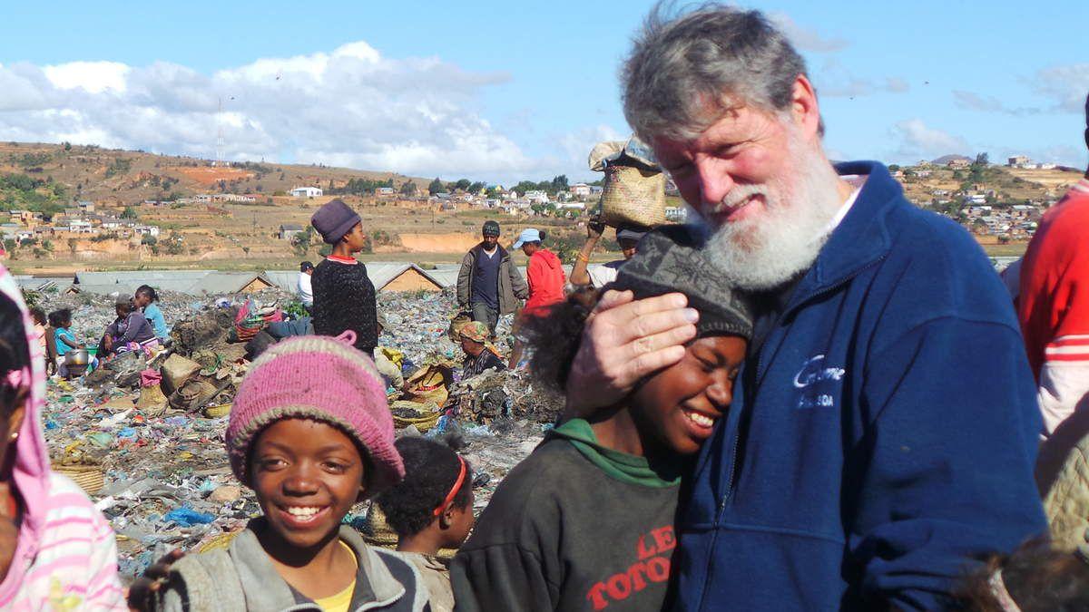 Après ce don alimentaire exceptionnel du groupe Panzani, un appel aux dons pour l'acheminement par bateau est urgent pour nourrir rapidement les protégés du père Pedro.