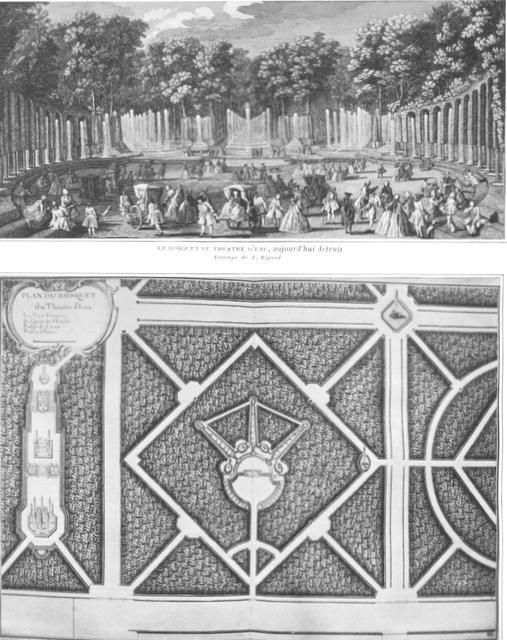 Les jardins de versailles pierre de nolhac l 39 av nement for Architecte jardin versailles