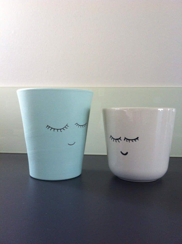 Mes cache-pots DIY