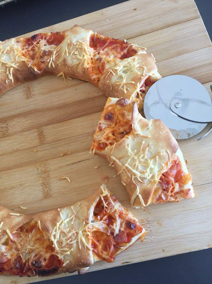Pizza revisité
