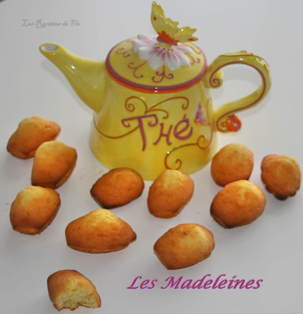 Les Madeleines