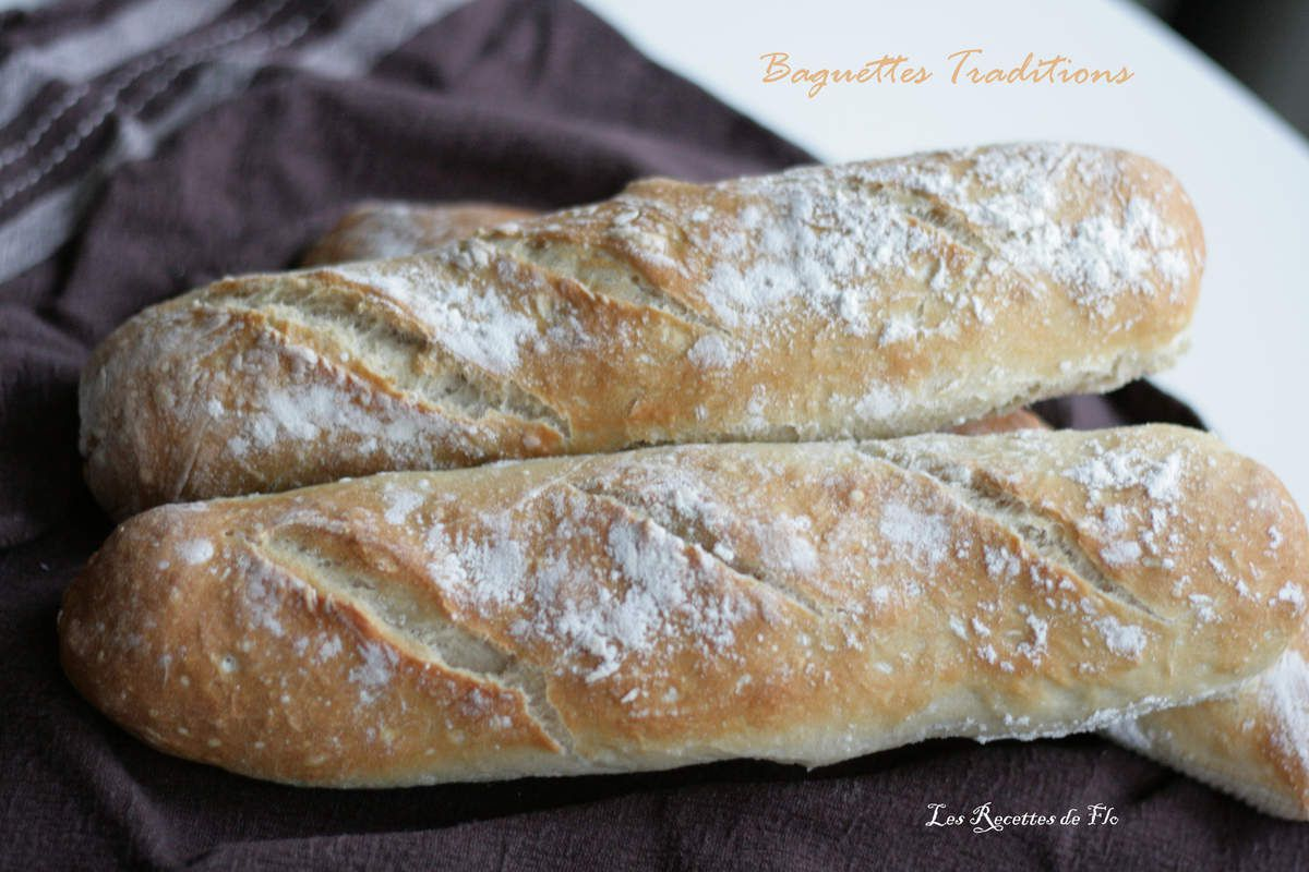 Baguettes Traditions