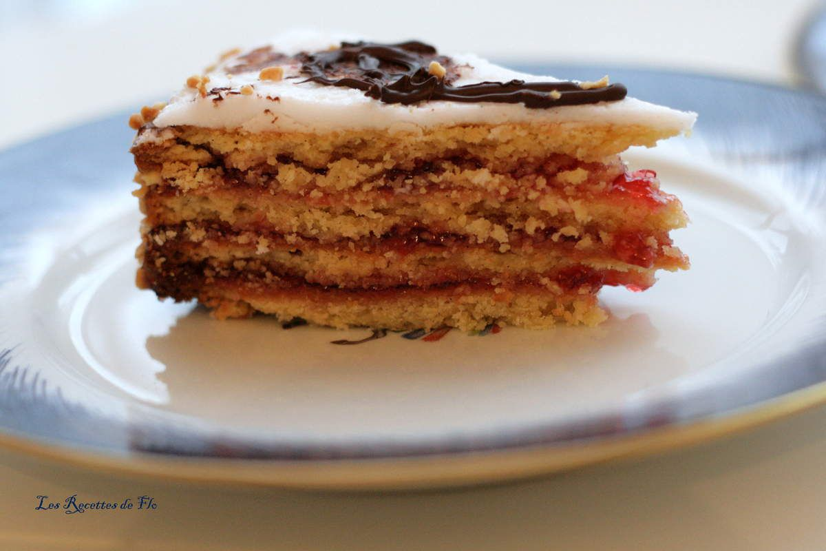guillaume tell gâteau