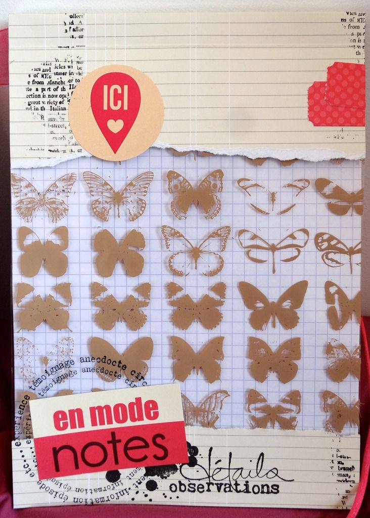 Carnet de notes (2)