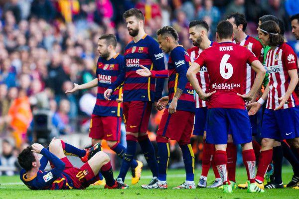 Liga BBVA (J22)   FC Barcelone 2-1 Atlético Madrid: Un succès qui vaut de l'or !