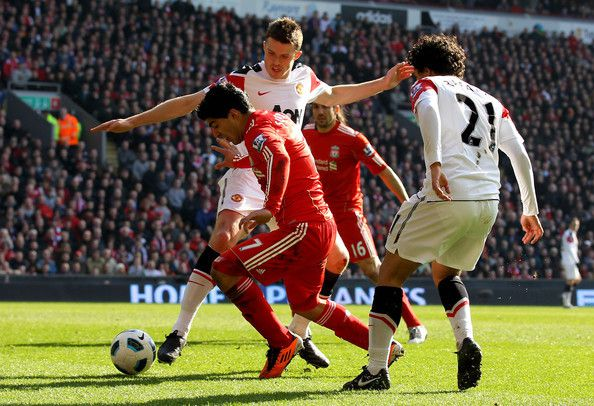 Liverpool-Manchester United : a big Derby from England