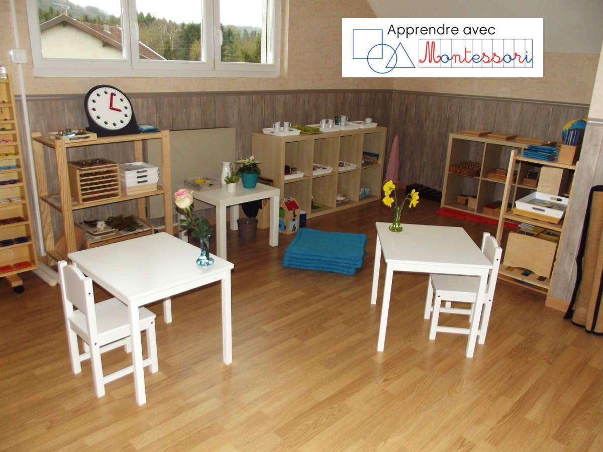 Ateliers Montessori en Meuse