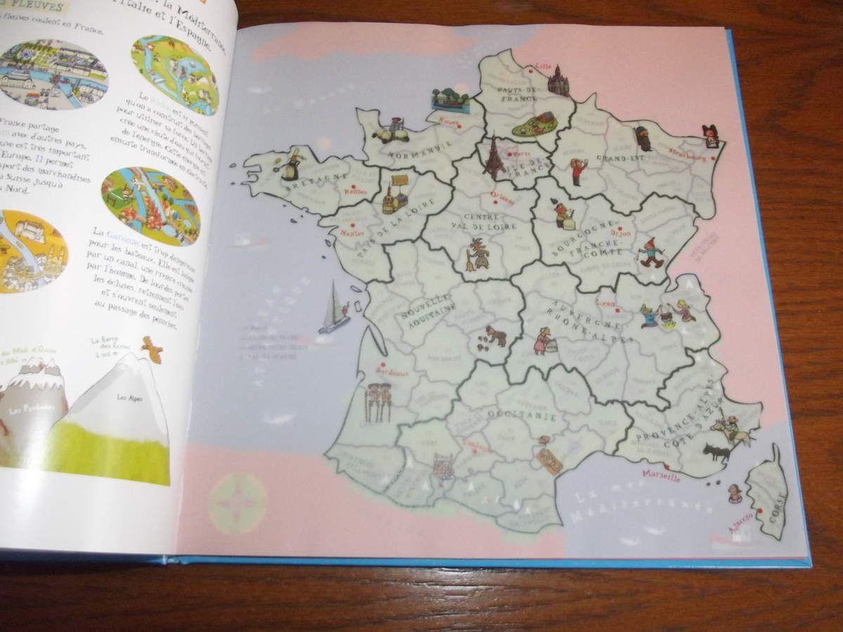 La France - collecte de cartes postales