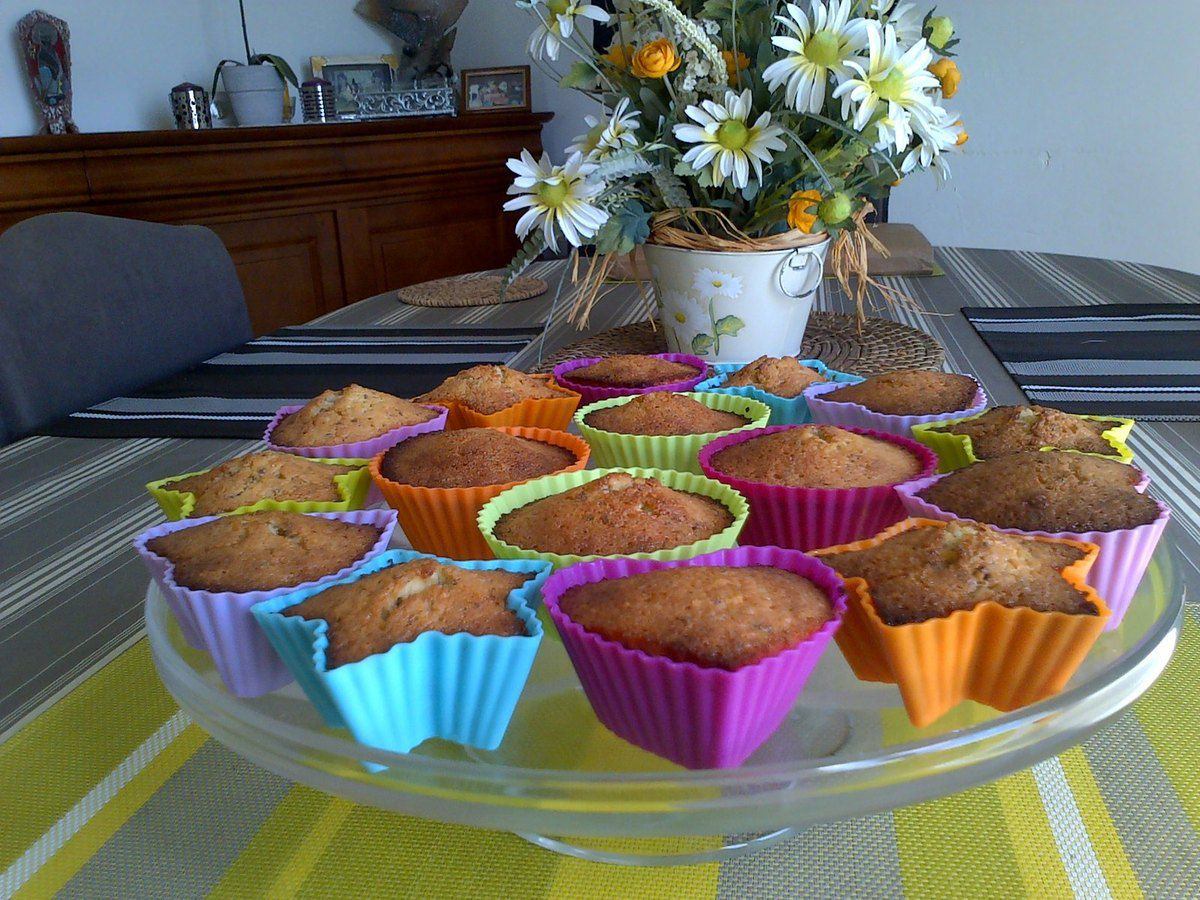 Petits gâteaux aux amandes ou aux noisettes