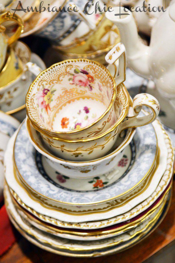 Vaisselle Anglaise Ancienne #8: Londres, Voyage Au Coeur De ...
