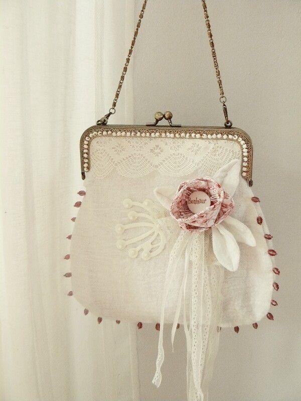Petit sac pour un mariage - Petit sac en papier pour mariage ...