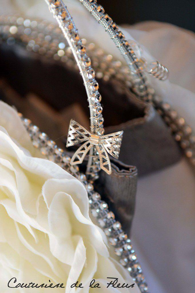 Sac en Fleurs pour mariée