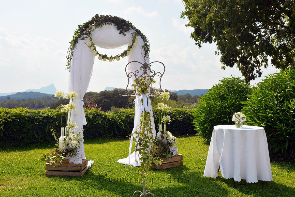 Decor for religious ceremony
