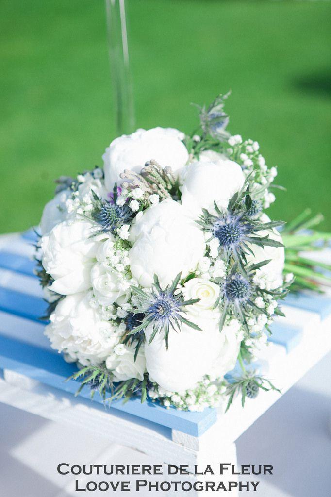 Le bouquet de mariée de Lyvia